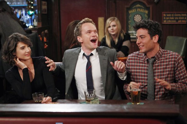 LAST NIGHT'S RECAP: How I Met Your Mother