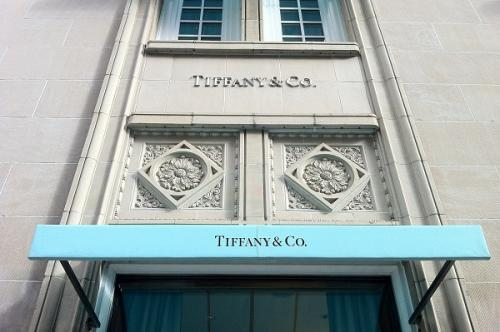 Tiffany's Former VP Arrested For Theft