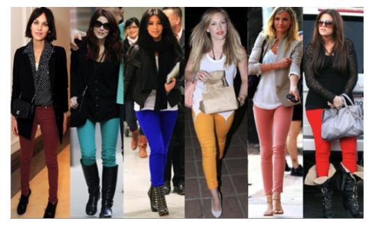 10 Celebrity Trendsetters In 2014