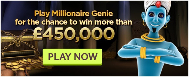 Win With The Millionaire Genie