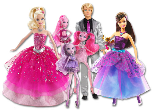 Barbie Games Online Delight For Little Girls Down The Ages