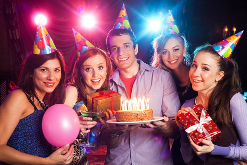 How To: Throw A Party Like It's 2015
