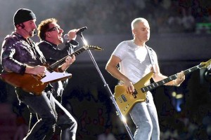 U2 Announces New Songs Of Innocence Film Project, Defends Spotify