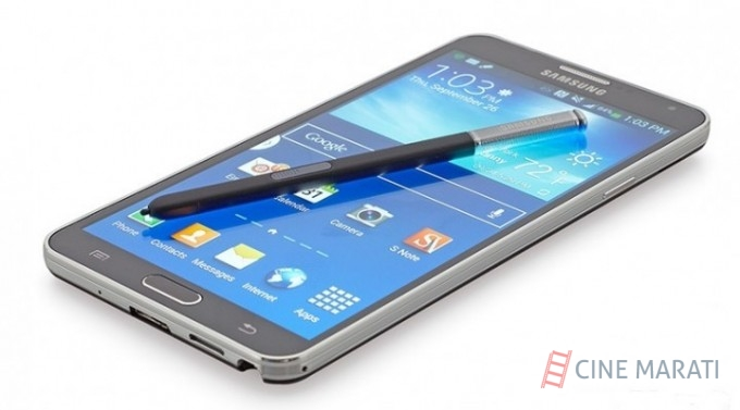 The Samsung Galaxy Note 4 - A Monster Phone