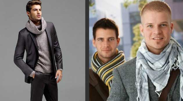 Scarf | A Strong Element Of Style For Men