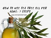 How To Use Tea Tree Oil For Acne: 7 Steps