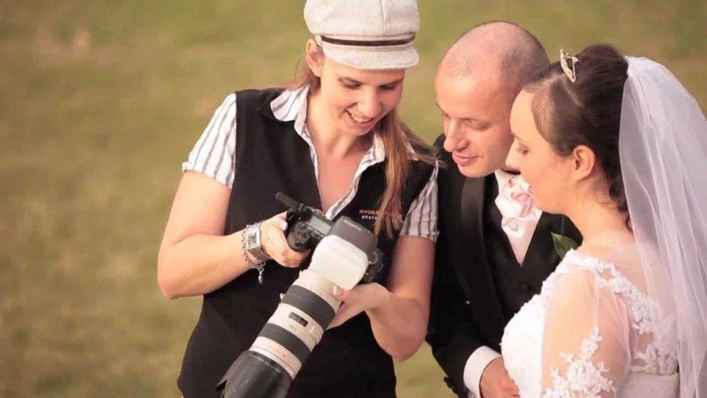 Wedding Photographers: The Best All-rounder One