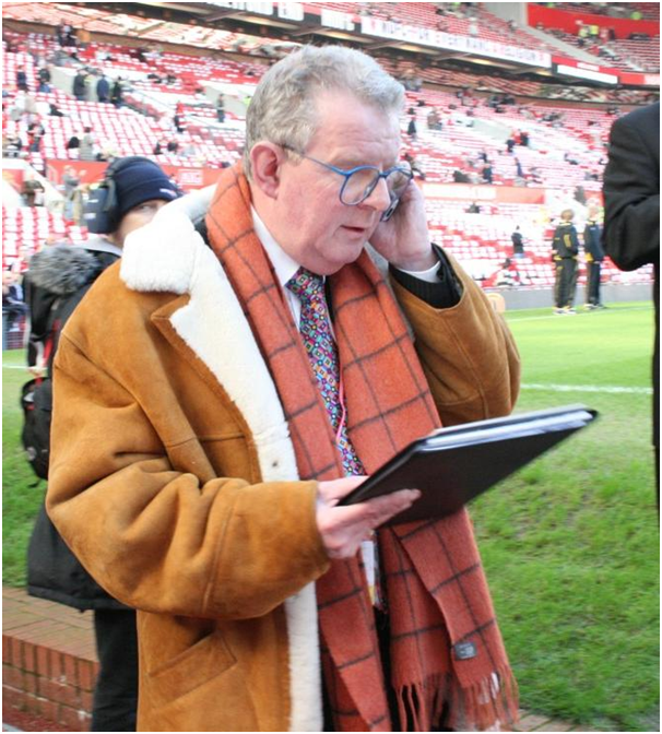 Legendary Commentator John Motson To Retire At The End Of The Season